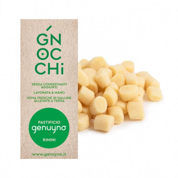 Gnocchi Genuyno Rimini pasta fresca artigianale