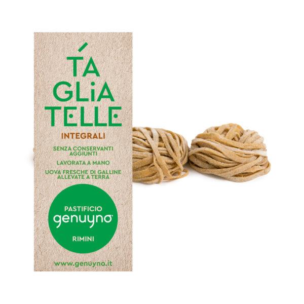Tagliatelle Integrali Genuyno Rimini pasta fresca
