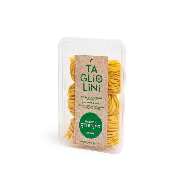 Tagliolini Genuyno Rimini pasta fresca