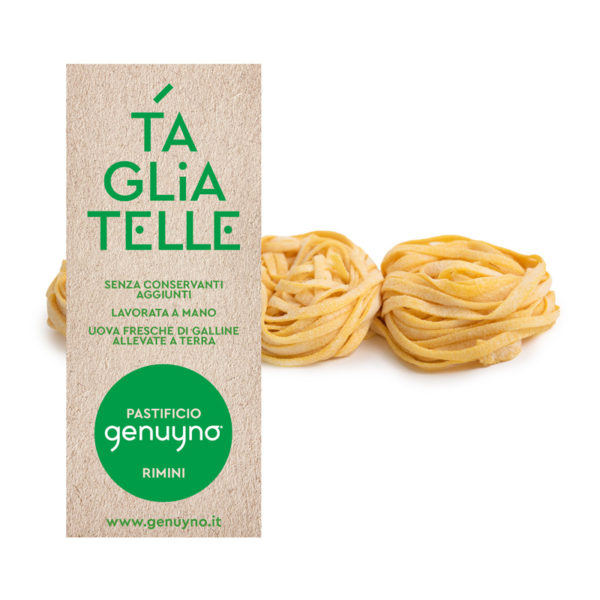 Tagliatelle Genuyno Rimini pasta fresca